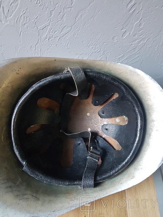 Шлем пожарного сср, фото №5