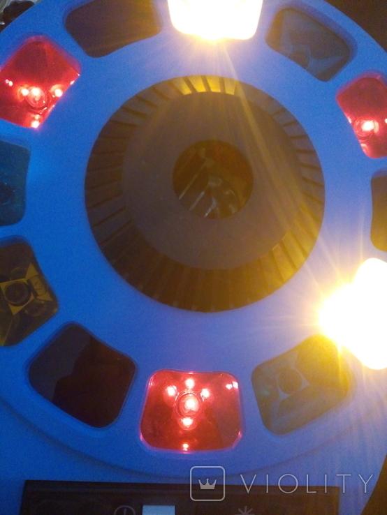 Цветомузыкальная приставка Мираж, фото №7