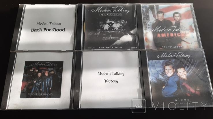 AudioCD самописні 6 шт №7