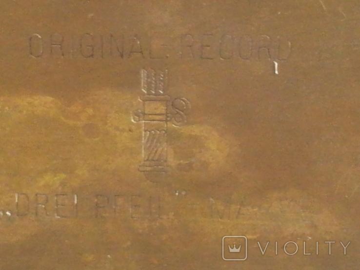 "Коробка комплекта для инъекций Original -Record ""Drei Pfeil"" Marke, фото №4"