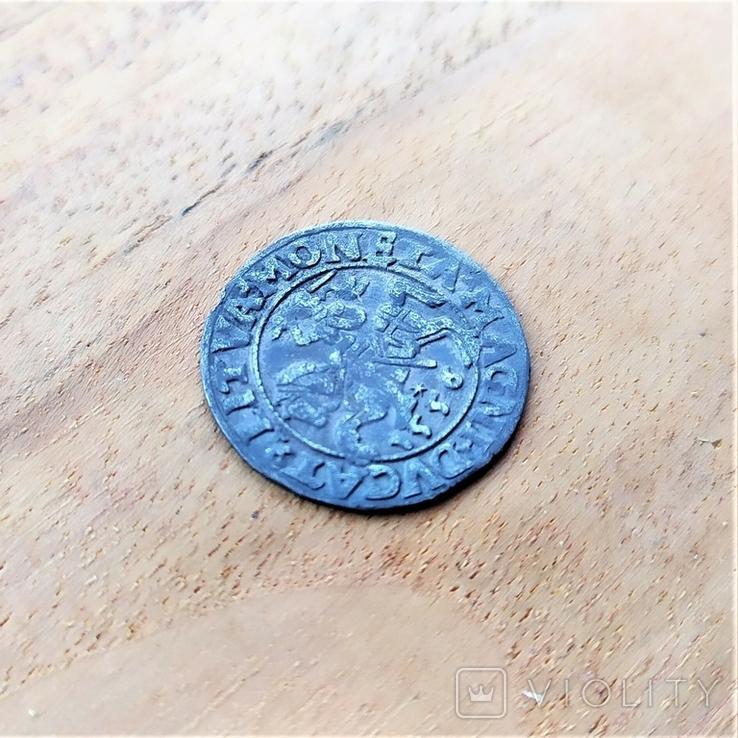 Полугрош 1556 года (R), фото №7