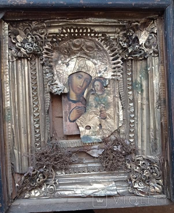 Икона в окладе 1, фото №4