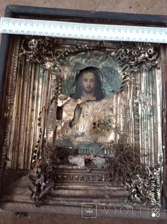 Икона в окладе 2, фото №4