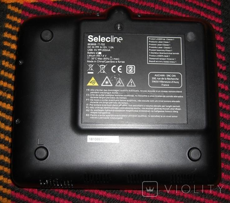 Selecline T-702 DVD,10 дисков,флешка с музыкой., фото №4