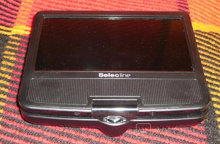 Selecline T-702 DVD,10 дисков,флешка с музыкой., фото №6