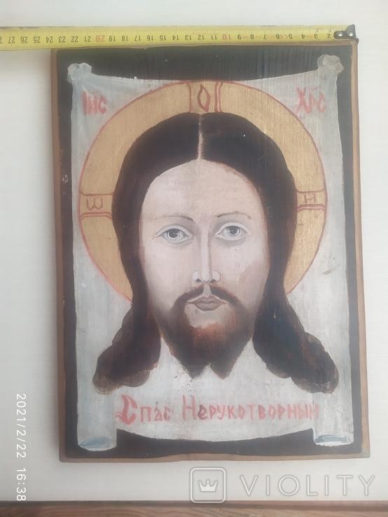 Икона Спас Нерукотворный, фото №3