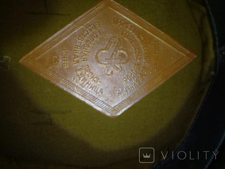 Служебная фуражка и два галстука СССР, фото №5