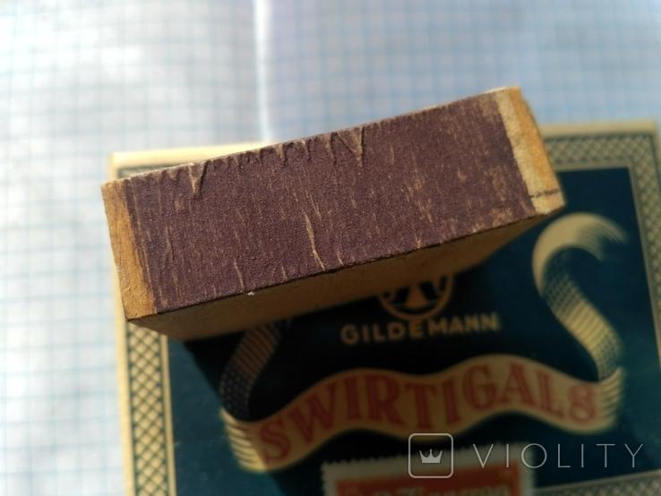 Пачка сигарет и спички. Вермахт, фото №8