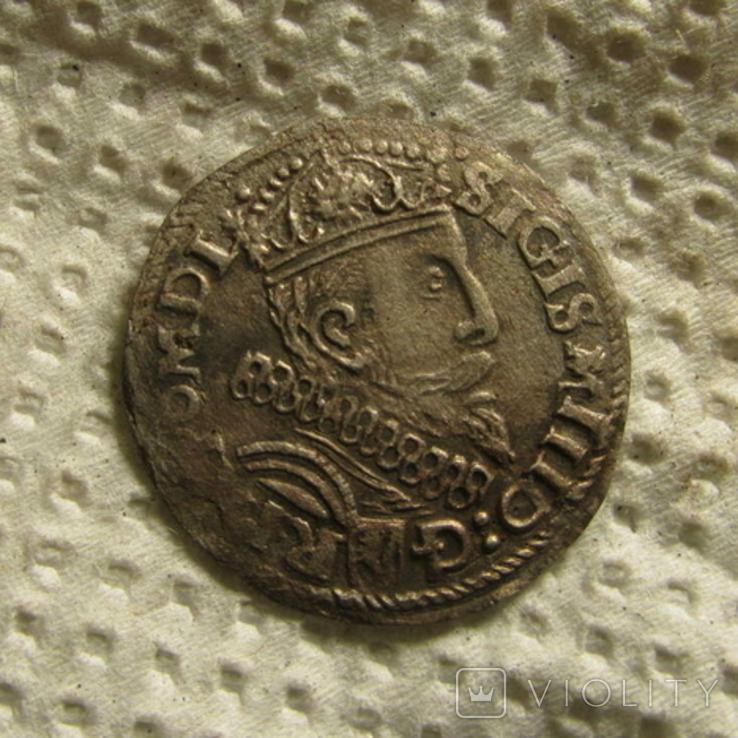 Трояк 1602, фото №4