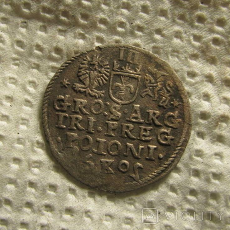 Трояк 1602, фото №6