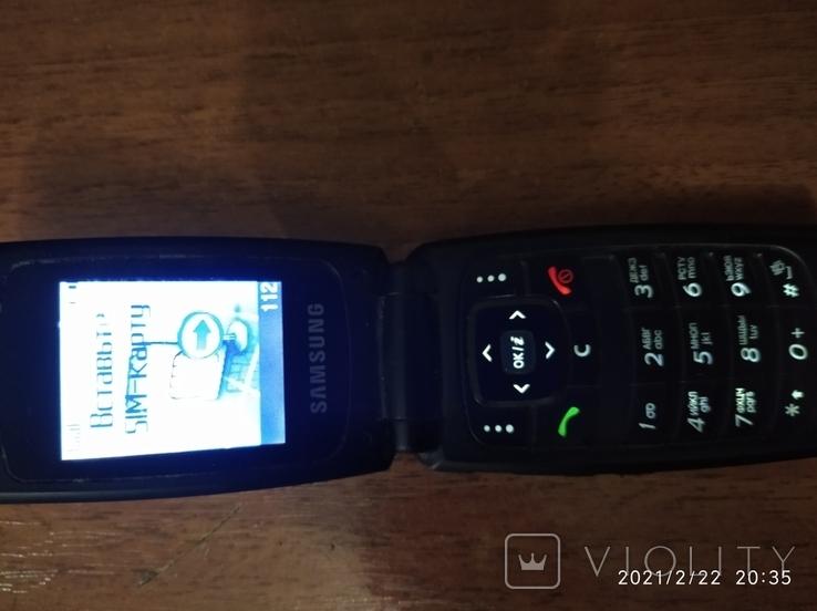 Samsung sgh-x160, фото №3