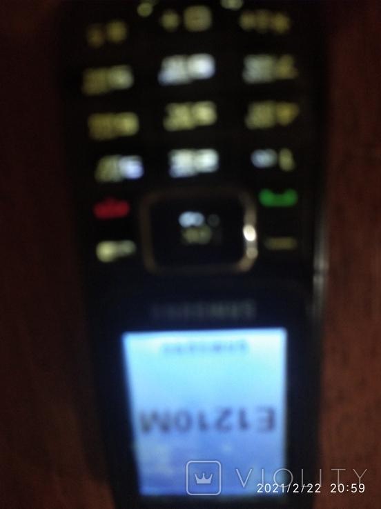 Samsung e1210м, фото №3