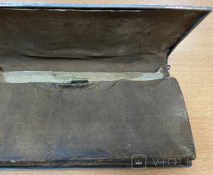Серебряная театральная сумочка, фото №9