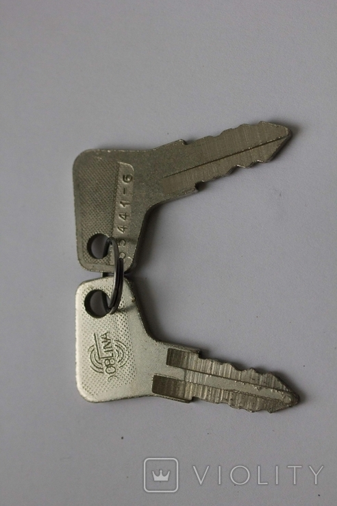 Выключатель электрический с ключами, фото №5