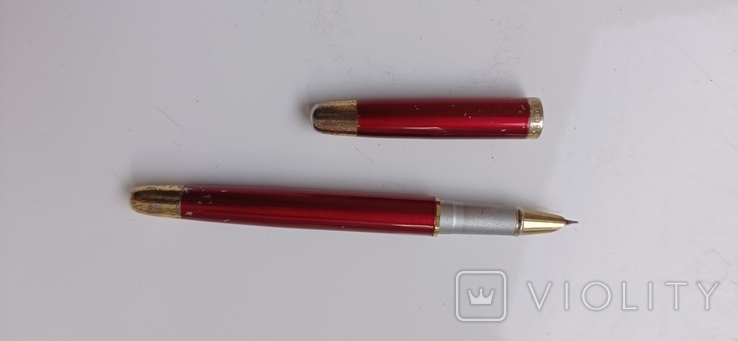 Ручка чорнильна, фото №2