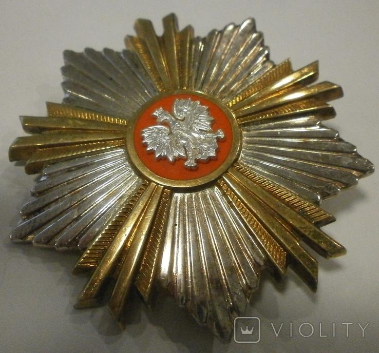 Звезда Ордена За заслуги перед Республикой Польша