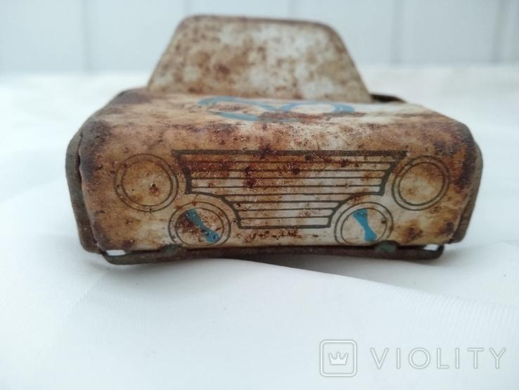 Машинка легковая Автоспорт времён СССР., фото №2