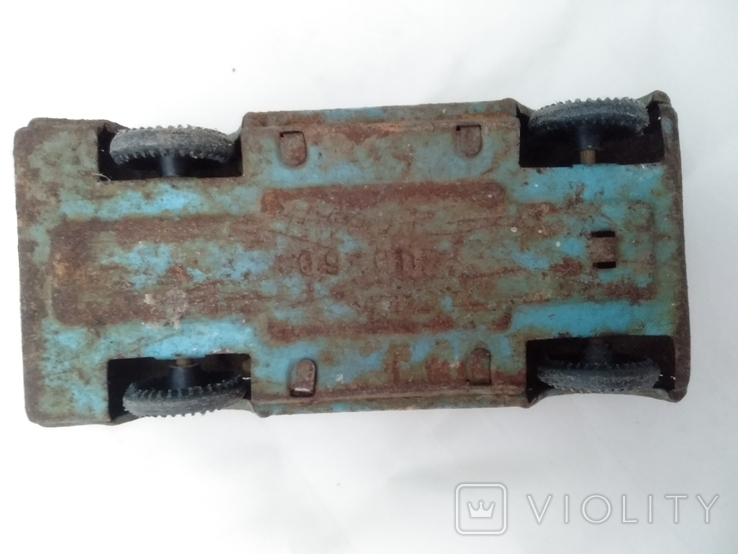Машинка легковая Автоспорт времён СССР., фото №4