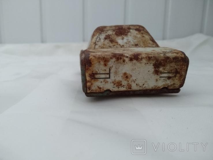 Машинка легковая Автоспорт времён СССР., фото №6