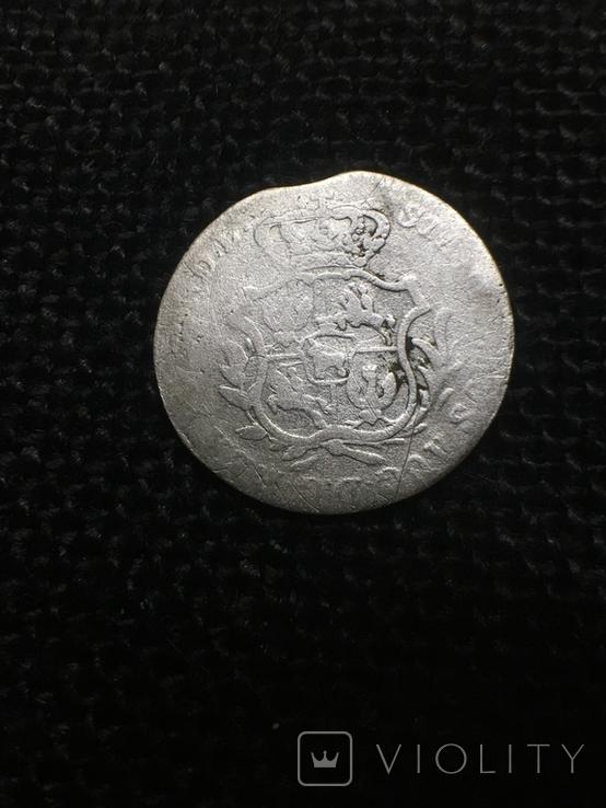 2 гроша 1766 год, фото №3