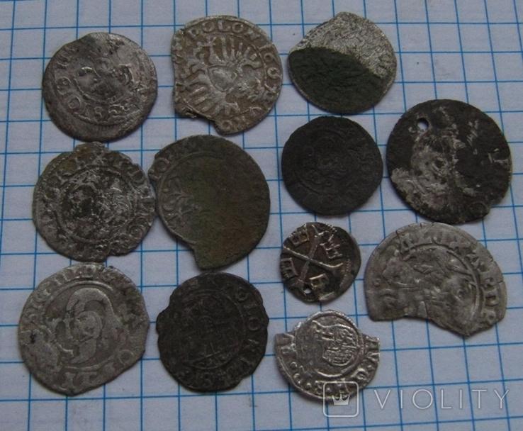 Монеты средневековья, фото №2