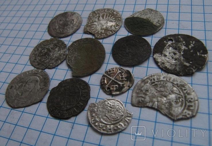 Монеты средневековья, фото №3