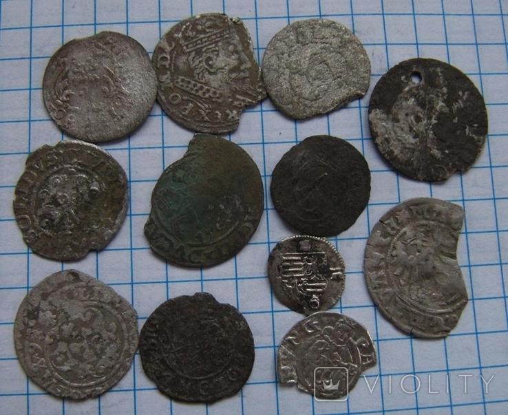 Монеты средневековья, фото №5