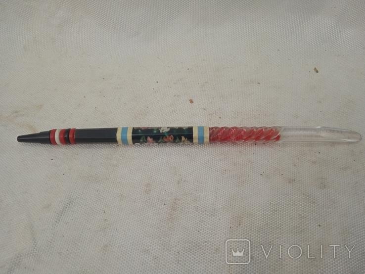 Ручка ИТК с цветами, фото №7
