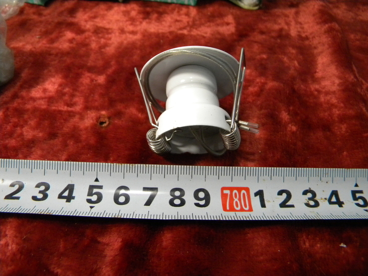 Светильники точечные 20 штук, фото №6