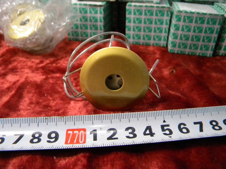 Точечный светильник 20 шт новые-золото, фото №4