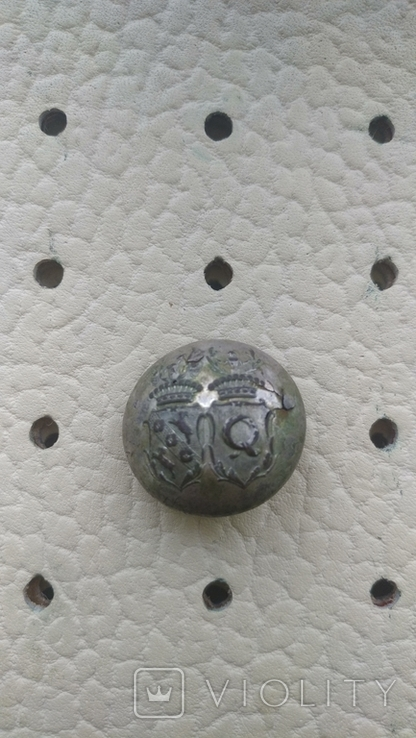 Ливрейная пуговица, фото №2