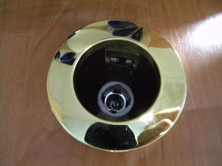 Светильники 20 штук новые.золото-патрон керамика., фото №6