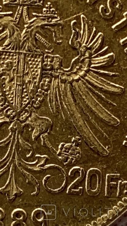 8 флоринов 20 франков, фото №6