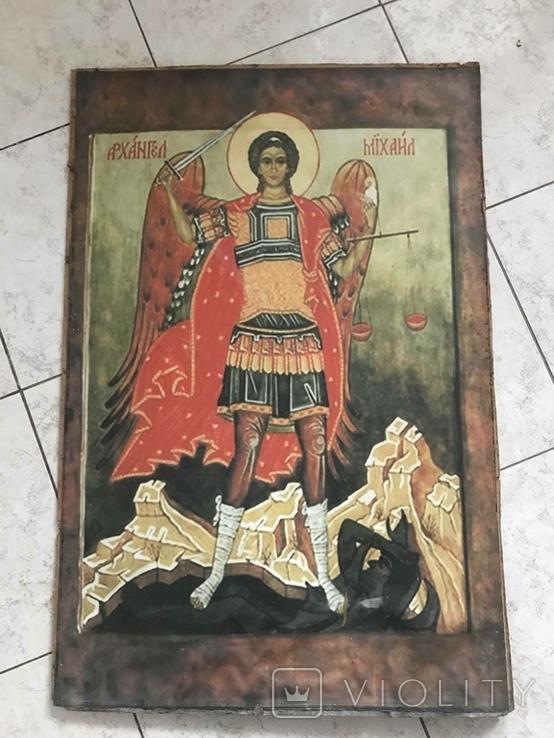 """Икона """"Архангел Михаил"""", фото №2"""