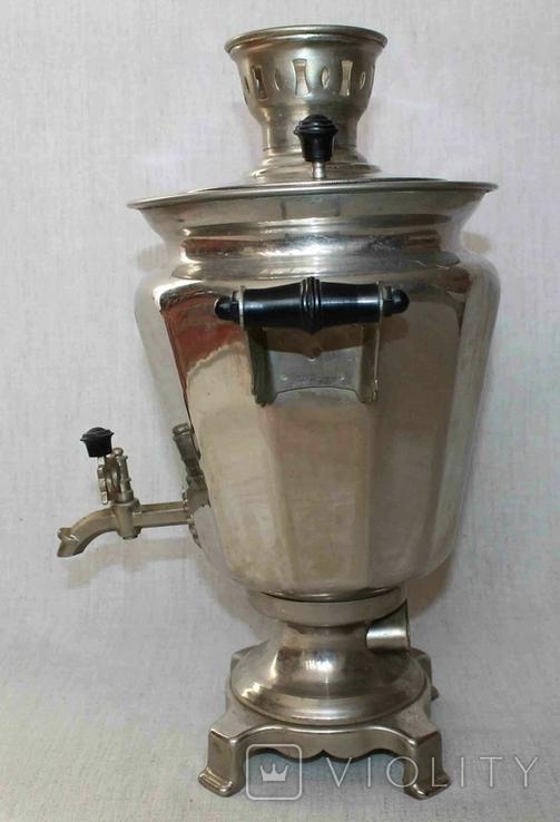 Самовар 4 литра, фото №11