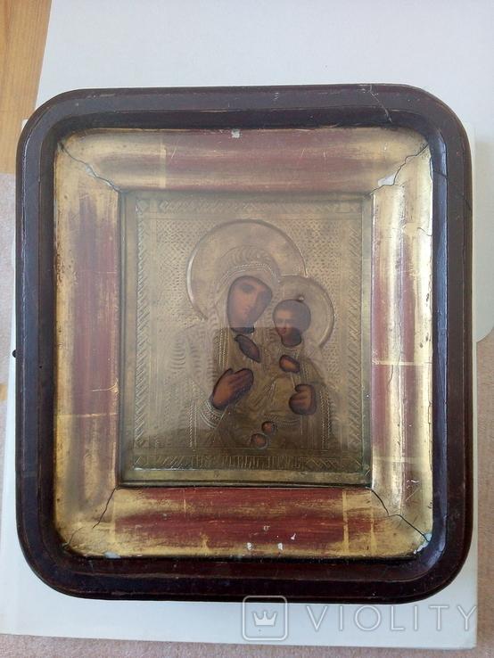 Икона Иверская, фото №13