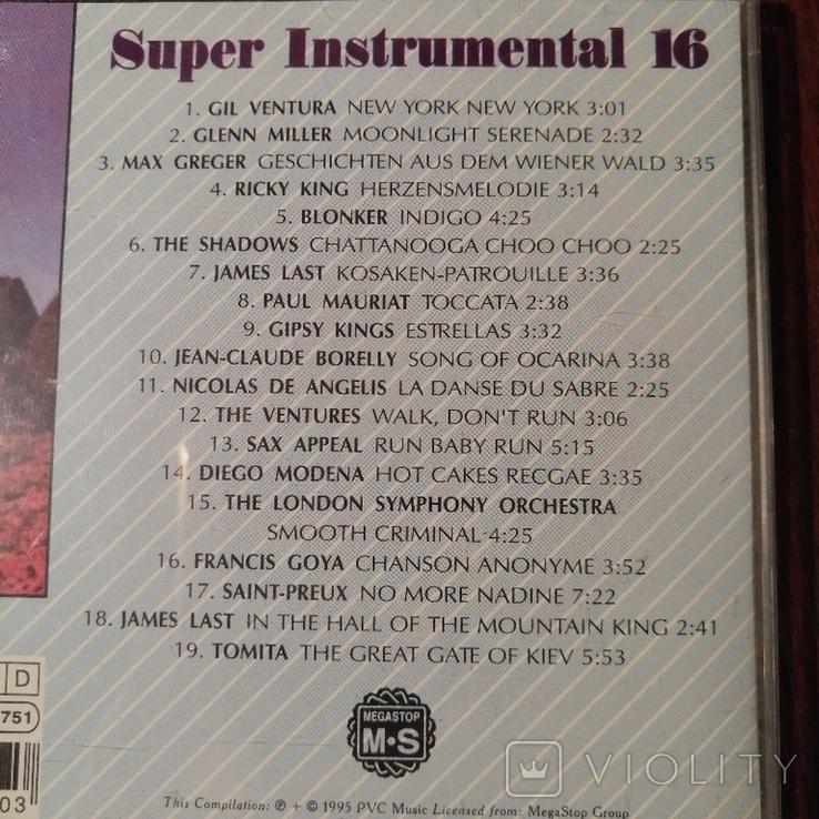 Сборники Super Instrumental - 9 CD, фото №10