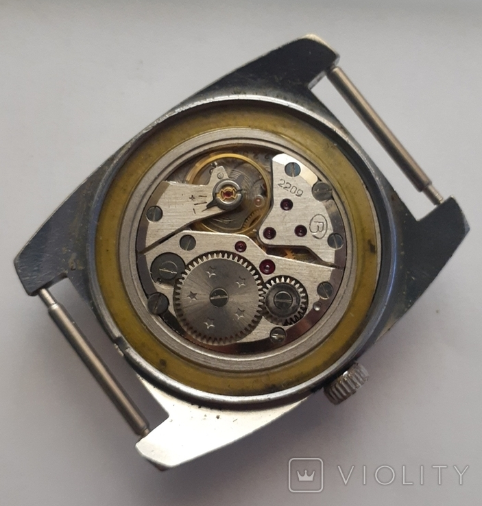 Часы Восток 18 кам (18), фото №7