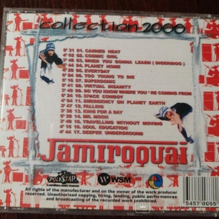 Jamiroquai 2000 Collection - CD, фото №3