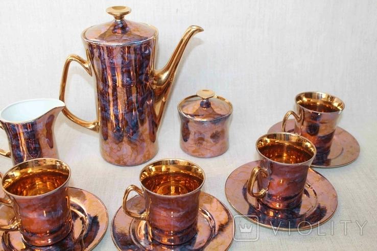 Чайный сервиз Wocawek made in poland, фото №4