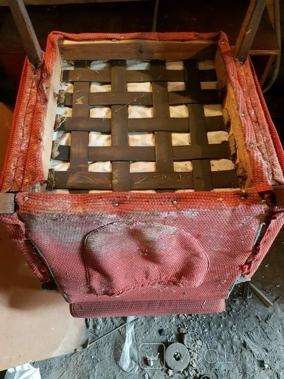Кресла 2 шт. Требуют восстановления, фото №3