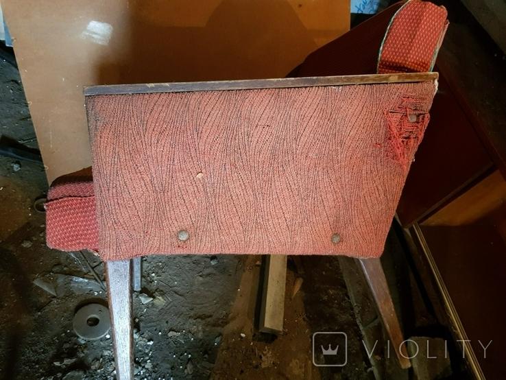 Кресла 2 шт. Требуют восстановления, фото №5