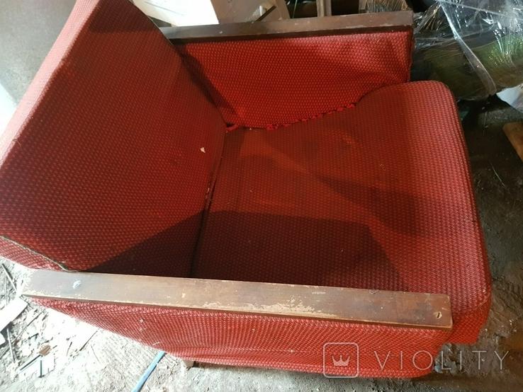 Кресла 2 шт. Требуют восстановления, фото №8