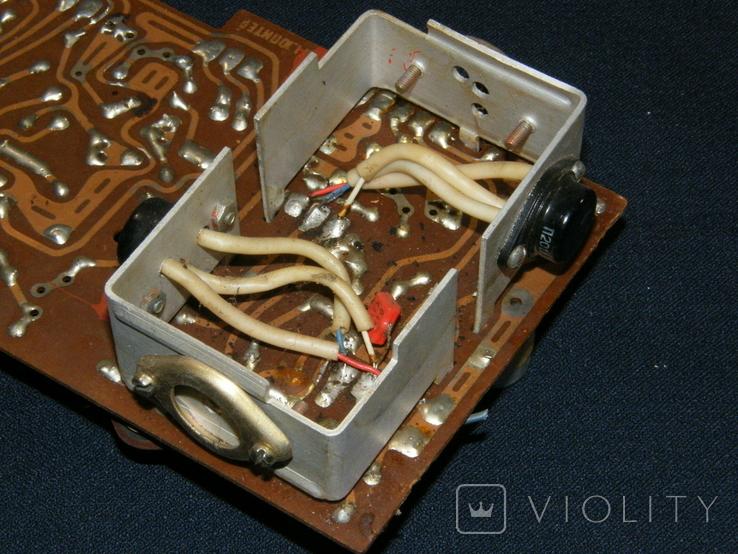 """Плата магнитофона """"Юпитер - 1201""""., фото №6"""