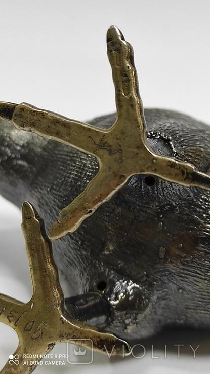 Серебряный ципленок, фото №6