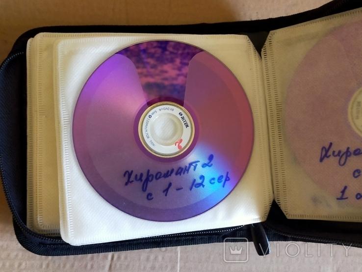 Два холдера для дисков на 40и48шт, фото №6