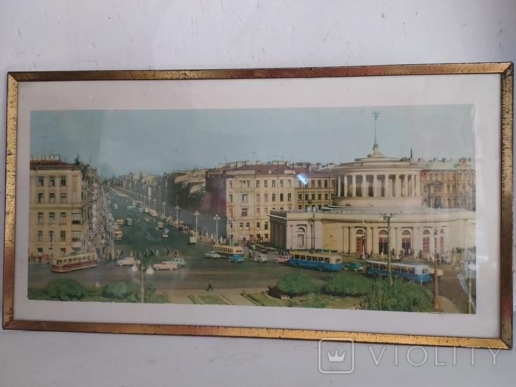 Киев. Крещатик 50-е года., фото №2