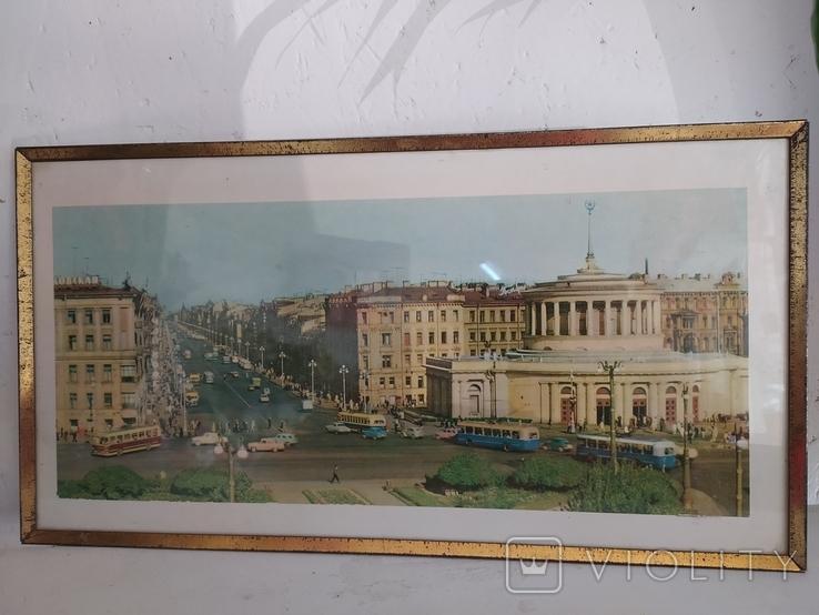 Киев. Крещатик 50-е года., фото №3