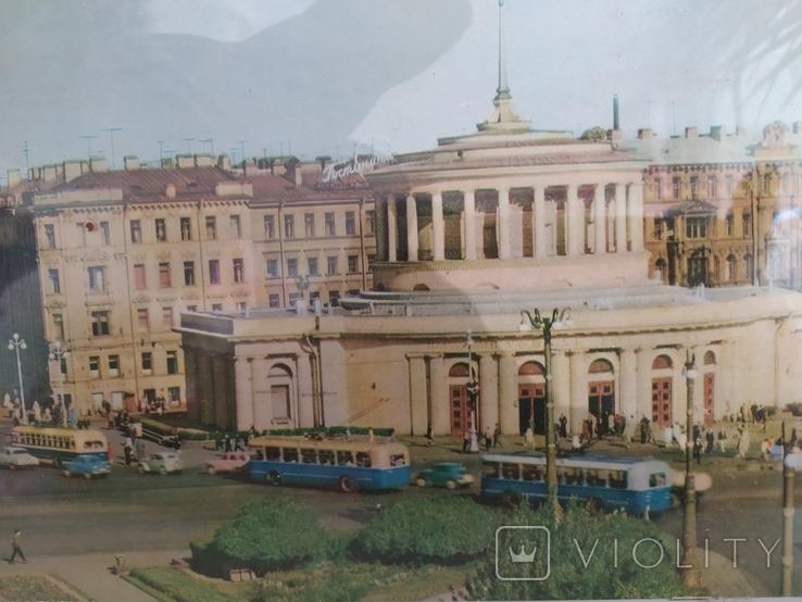 Киев. Крещатик 50-е года., фото №5