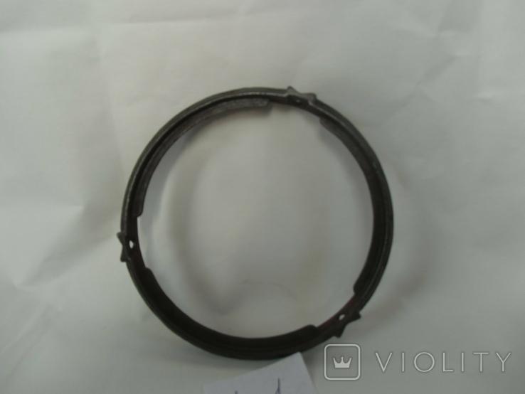 Кольцо под майолику до потолочных керосиновых ламп№1, фото №3